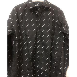 balenciagaバレンシアガシャツ