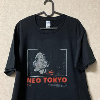 AKIRA Tシャツ 黒