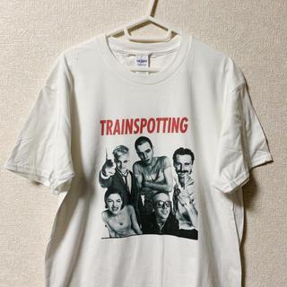 trainspotting Tシャツ 白