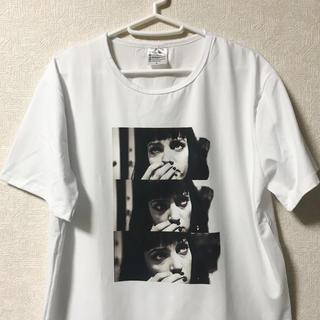 ミアウォレス パルプフィクション Tシャツ