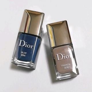 Dior - ディオール ネイルエナメル2個セット