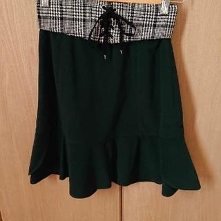 セシルマクビー(CECIL McBEE)のCECIL McBEE スカート(ひざ丈スカート)