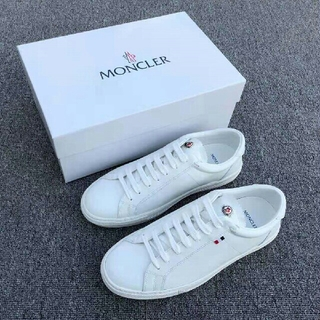 MONCLER - モンクレール デザイン良いメンズ専用スニーカー