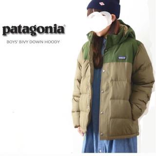 patagonia - パタゴニア ボーイズ・ビビー・ダウン フーディ  XXL
