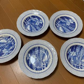 ニッコー(NIKKO)のNIKKO洋食器5枚☆新品(食器)