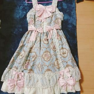Angelic Pretty - アンジェリックプリティ princess Rococo ジャンパースカート