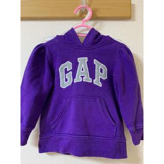 ギャップキッズ(GAP Kids)のGAP トレーナー 95センチ(ジャケット/上着)