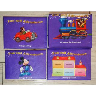 Disney - ミッキーマジックペン 最新版 アクティビティカード ディズニー英語システム