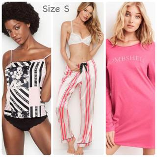 Victoria's Secret - スリープセール❤️新品 VS パジャマ 3点セット Sサイズ ②