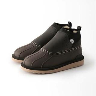 DEUXIEME CLASSE - 新品■SUICOKE■Boots ブーツ■ブラック 38■ドゥーズィエムクラス