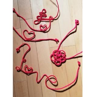 赤い糸セット