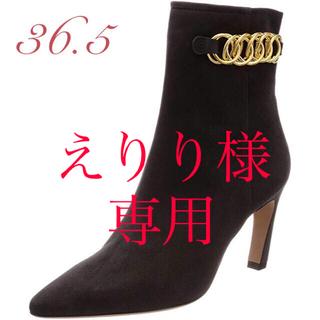 ペリーコ(PELLICO)の破格! PELLICO ペリーコ  NEBI チェーン ブーツ 36.5(ブーツ)