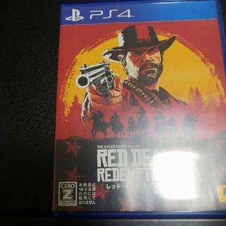 PlayStation4 - レッド・デッド・リデンプション2 PS4 中古
