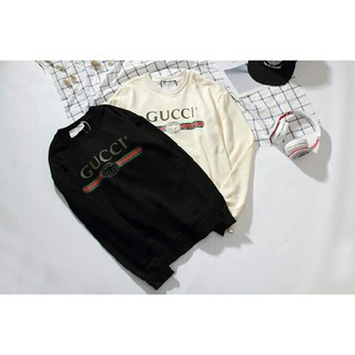 Gucci - 「2枚セット10000円」グッチ 薄手 男女兼用トレーナー