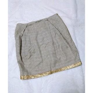 バーニーズニューヨーク(BARNEYS NEW YORK)の*バーニーズ購入*スカート(ひざ丈スカート)