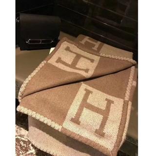 Hermes - 人気 毛布 ブランケット