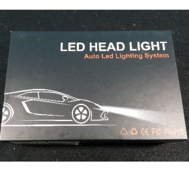 H4 led ヘッドライト Hi/Lo 車/バイク用 ledバルブ 自動車/バイクの自動車(その他)の商品写真