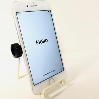 Apple - ■ iPhone7 128GB シルバー A1779 MNCL2J/A i217