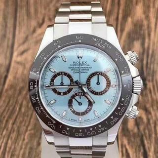 PATEK PHILIPPE - スデイトナ プラチナ アイスブルー 腕時計