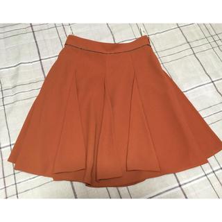 スカートS357(ひざ丈スカート)