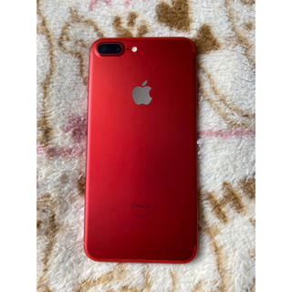 Apple - iPhone7 Plus  Apple SoftBank レッド 128GB