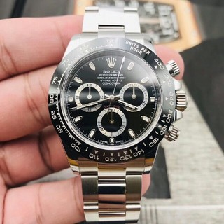 PATEK PHILIPPE - メンズ腕時計 コスモグラフ デイトナ F番 ブラック文字盤
