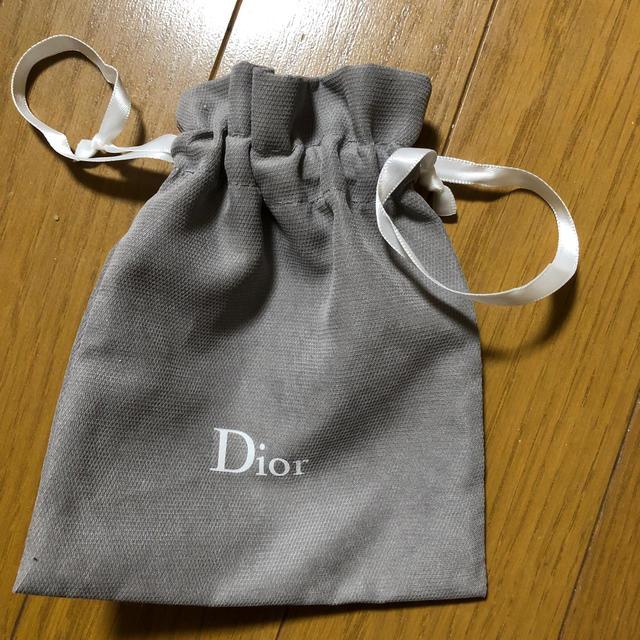Dior(ディオール)のdior 袋 レディースのバッグ(ショップ袋)の商品写真