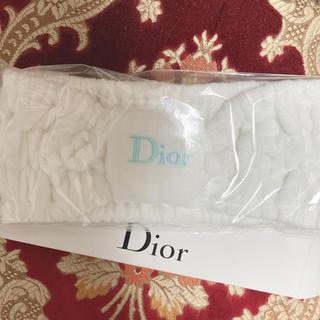 Diorヘアターバン