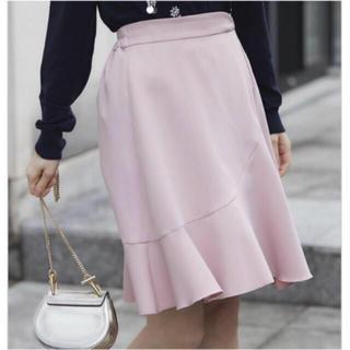 トッコ(tocco)のお値下げ toccoマーメイドスカート(ひざ丈スカート)