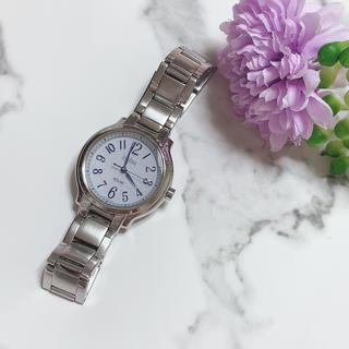 アルバ(ALBA)の✩ingenu✩ ALBA レディース 腕時計 シルバー(腕時計)