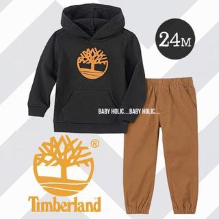 ティンバーランド(Timberland)の【新品】Timberland パーカー&パンツ 上下セット12m(90サイズ)(ジャケット/上着)