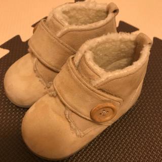 familiar - 【美品】familiar ブーツ 12.5cm