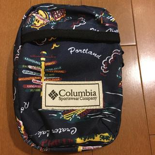 Columbia - コロンビア ミニポーチ