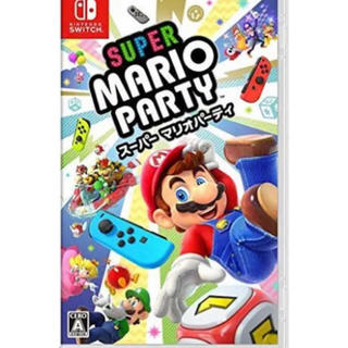 Nintendo Switch - スーパーマリオパーティ