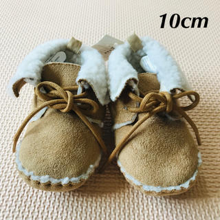 babyGAP - 【定価3132】ベビーギャップ ファーストシューズ ブーツ10cm