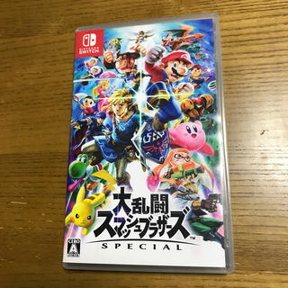 Nintendo Switch - ゆずっ子様専用★大乱闘スマッシュブラザーズ SPECIAL Switch