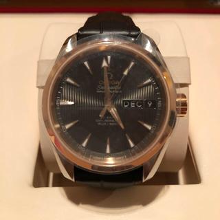 オメガ(OMEGA)のOMEGA シーマスター アクアテラ 150M コーアクシャル 2点セット(腕時計(アナログ))