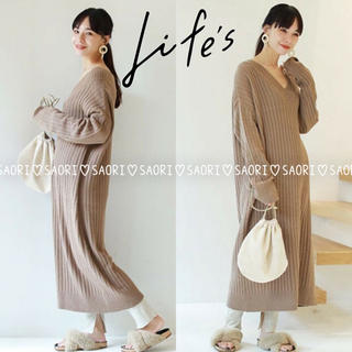 TODAYFUL - TODAYFUL【新品タグ付】Soft Ribknit Dress★ungrid