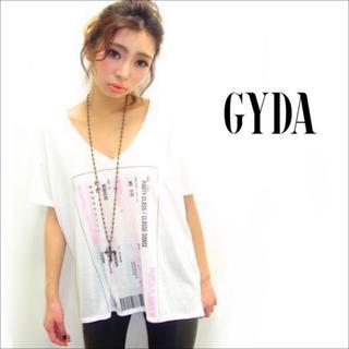 GYDA - GYDA PAPER PLANES Tシャツ♡ENVYM エモダ ムルーア