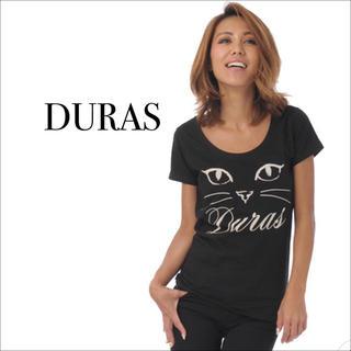 DURAS - DURAS デュラスロゴ Tシャツ♡リップサービス RESEXXY EGOIST