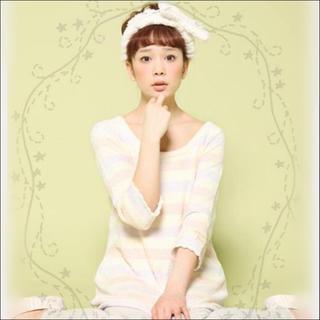 gelato pique - gelato pique ボーダー ドレス ルームウェア♡チュチュアンナ