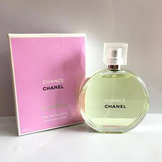 CHANEL - CHANEL  CHANCE EAU FRAICHE 100ml
