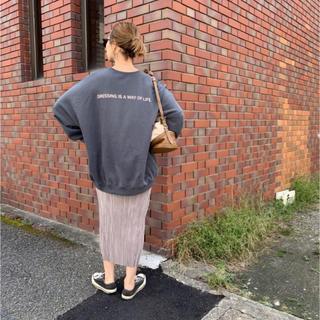 TODAYFUL - mite スウェット&プリーツスカート セット 新品&美品