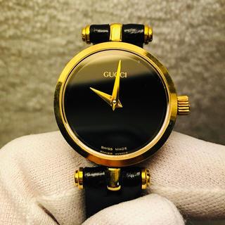 Gucci - 美品 グッチ シェリーライン レディース腕時計