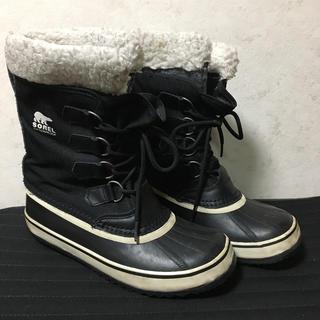 ソレル(SOREL)のSOLER ソレル ブーツ ウィンターカーニバル 24cm(ブーツ)