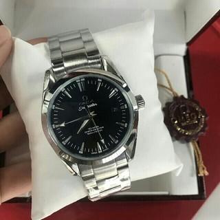 OMEGA - OMEGA 新品 オメガ メンズ 腕時計 自動巻き