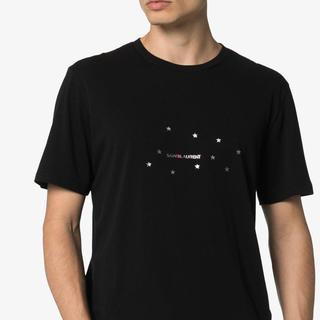 Saint Laurent - 100%本物 新品タグ付き【L】SAINT LAURENT Tシャツ黒