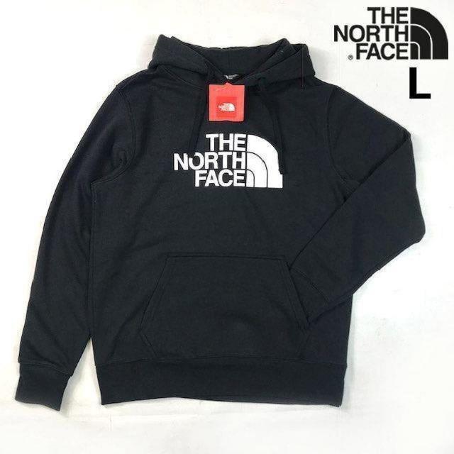 THE NORTH FACE(ザノースフェイス)の期間限定SALE!ノースフェイス ハーフドーム パーカー(L)黒 181130 メンズのトップス(パーカー)の商品写真