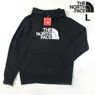 THE NORTH FACE - 期間限定SALE!ノースフェイス ハーフドーム パーカー(L)黒 181130