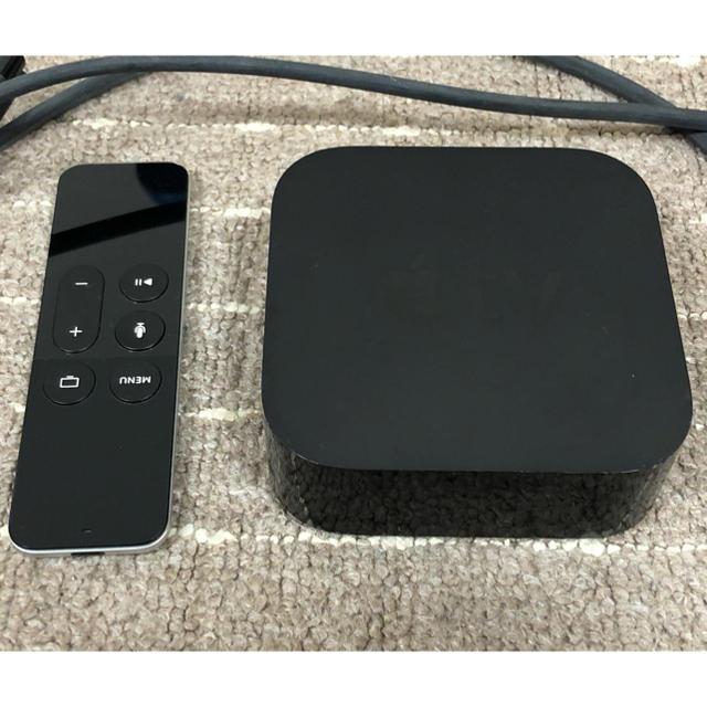 Apple(アップル)のkazuch様 Apple TV 第四世代 A1625 スマホ/家電/カメラのPC/タブレット(PC周辺機器)の商品写真